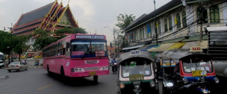 Bangkok, The Venice Of The East'