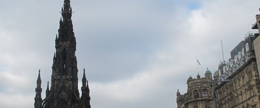 Edinburgh Skotlandia : Kota Eksotis Para Penemu