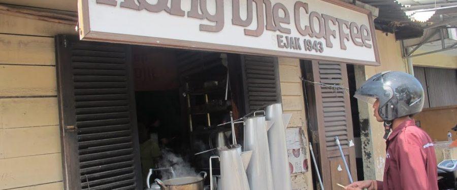 Kopi Kong Djie Belitung : Menikmati Arabika Dan Robusta Dalam Satu Cangkir